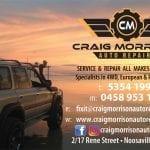 Craig Morrison Auto Repairs