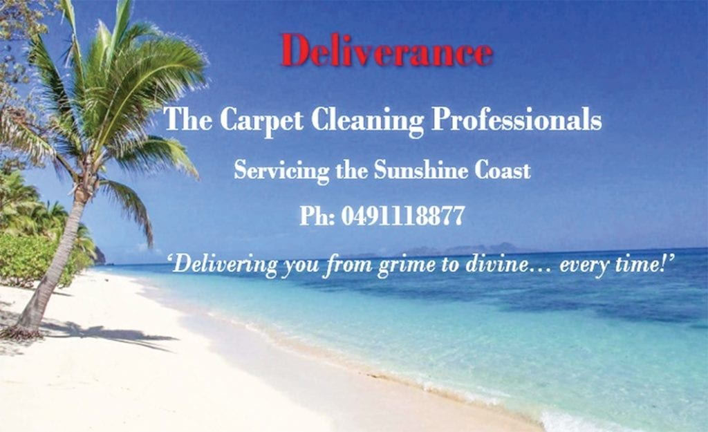 Deliverance Carpet Cleaning