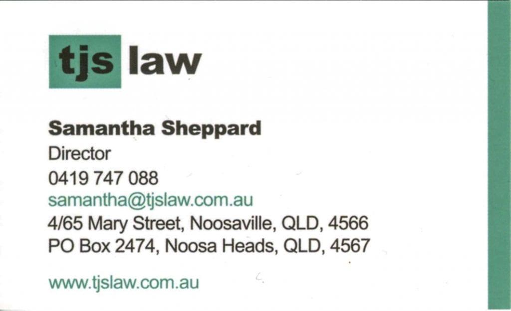 tjs Law